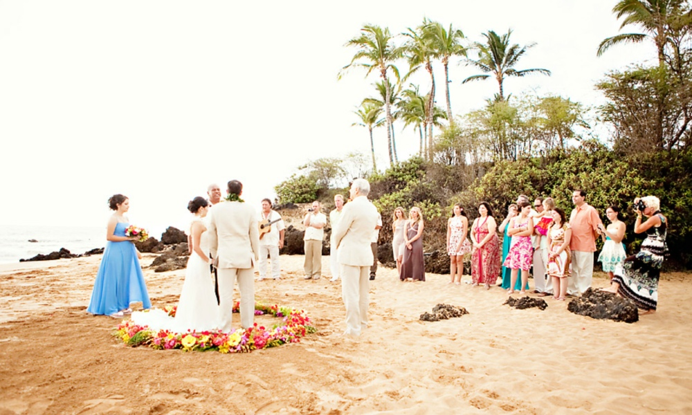 Maui Beach Weddings Makena