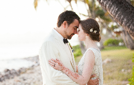 Maui Wedding Package - Swaying Palms